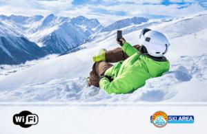 wi-fi ski resort