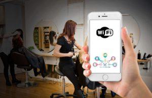 салон красоты wi-fi маркетинг