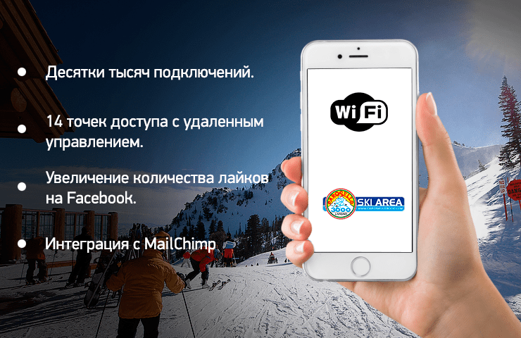 wi-fi marketing примеры использования