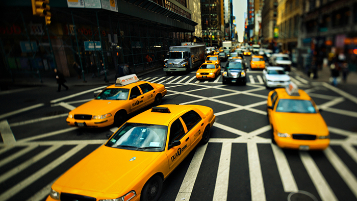 Интернет в такси: 4 главных принципа