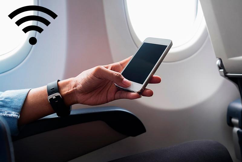 Как работает WI-FI в самолете (2 часть)