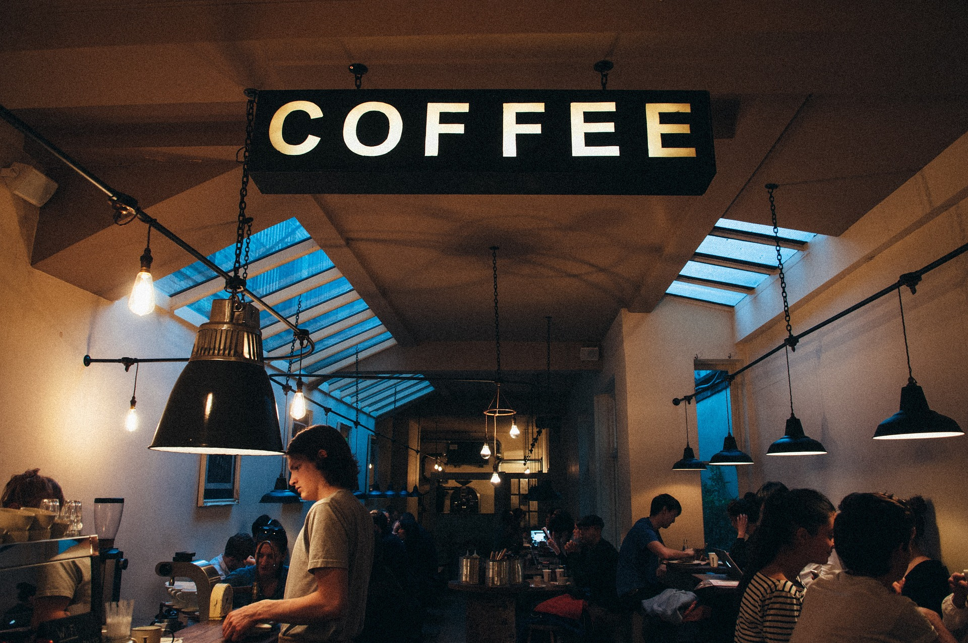 Wi-Fi маркетинг в кафе