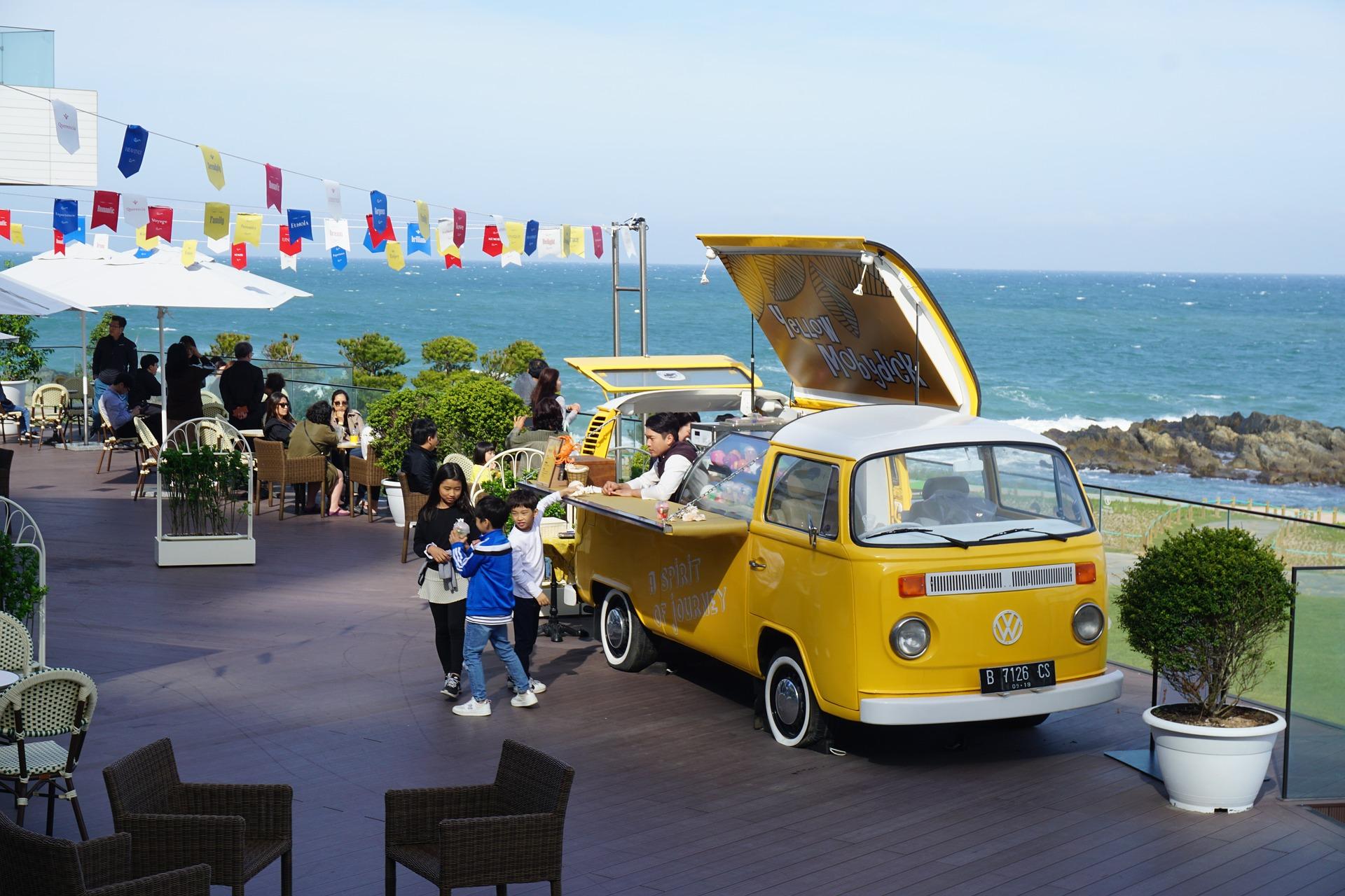 Wi-Fi для кафе на колесах