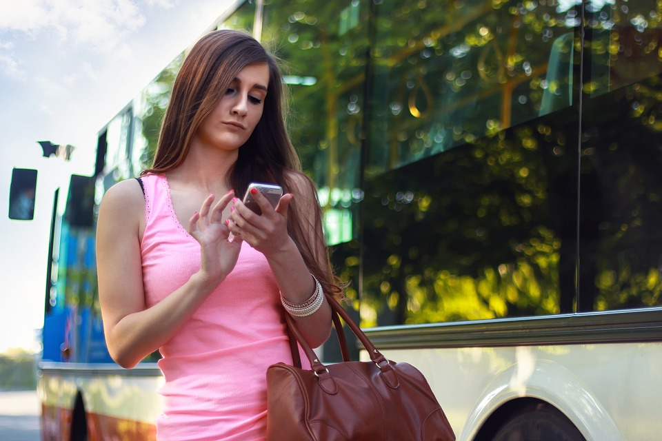Wi-Fi для общественого транспорта